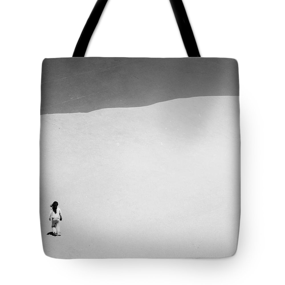 Girl Tote Bag featuring the photograph Upwards by Tara Turner