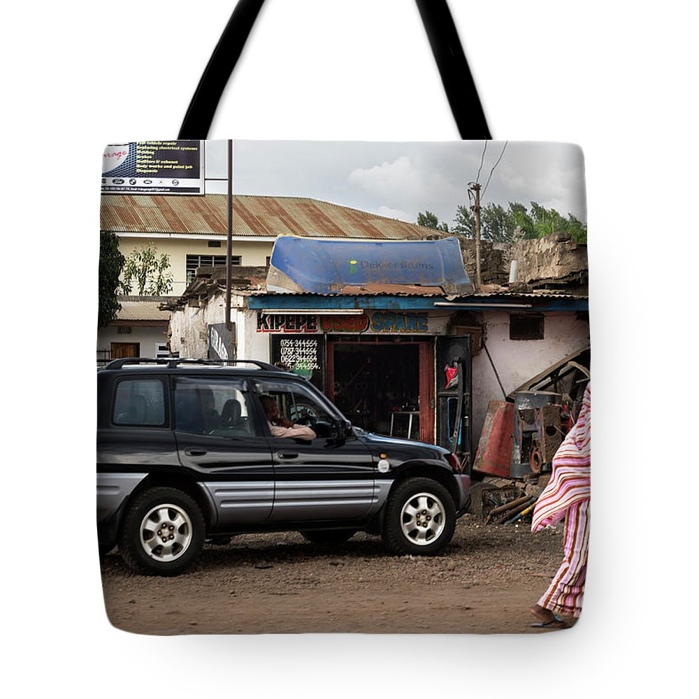 Used Tote Bag featuring the photograph Used Spare Parts by RicardMN Photography