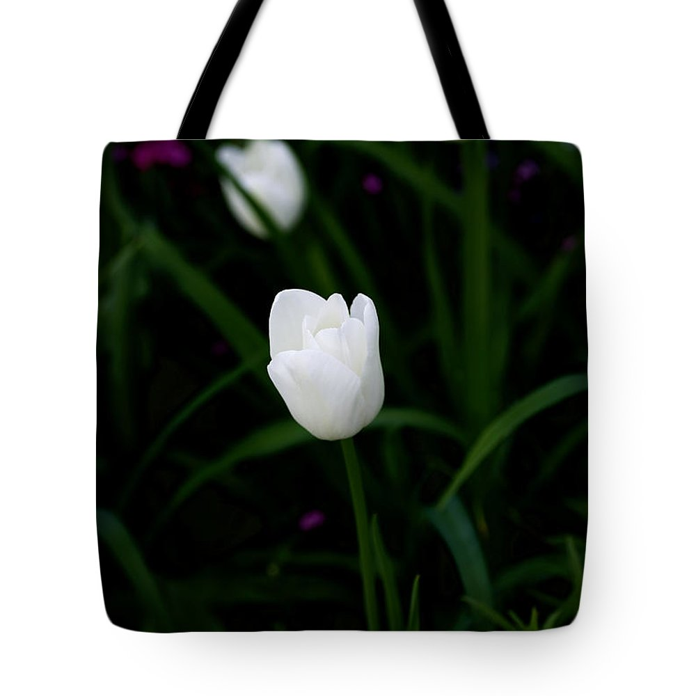 Tulip Tote Bag featuring the photograph Utopia by Lara Morrison
