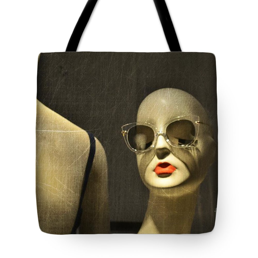 Eva Maria Nova Tote Bag featuring the photograph Vanity by Eva Maria Nova
