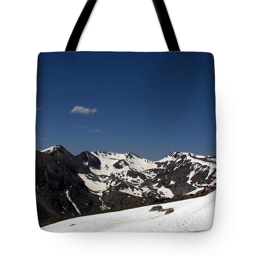 Colorado Tote Bag featuring the photograph Vast Mother by Amanda Barcon