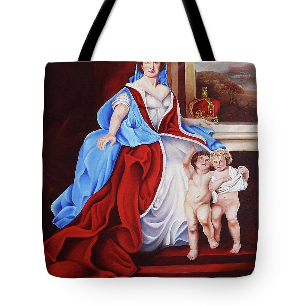 Venerated Virgin Tote