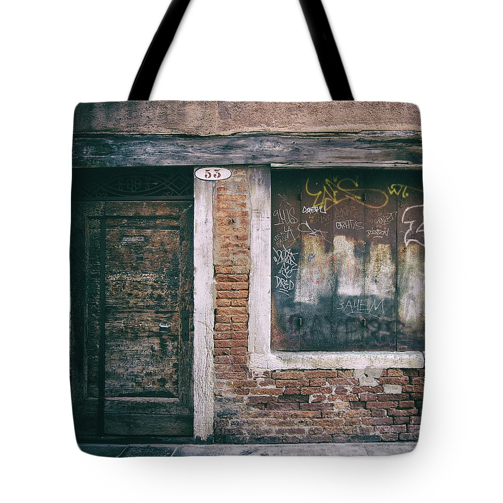 Venice Tote Bag featuring the photograph Venice - 53 by Philip Openshaw