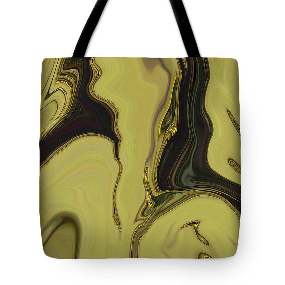 Art Tote Bag featuring the digital art Venus by Rabi Khan