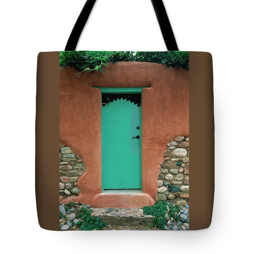 Southwest Tote Bag featuring the photograph Verde Way by Jim Benest