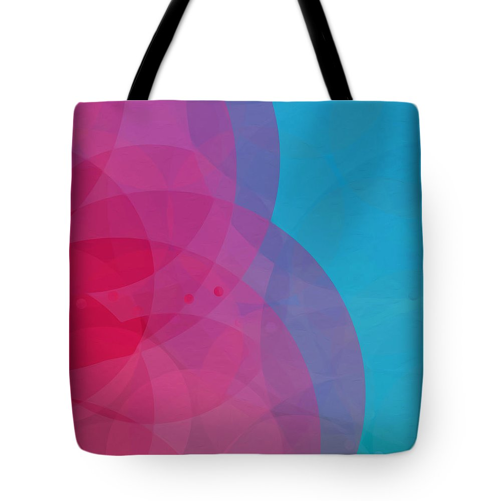 Vess Art Purple Meditation Art Painting Modern Pink Blue Abstract