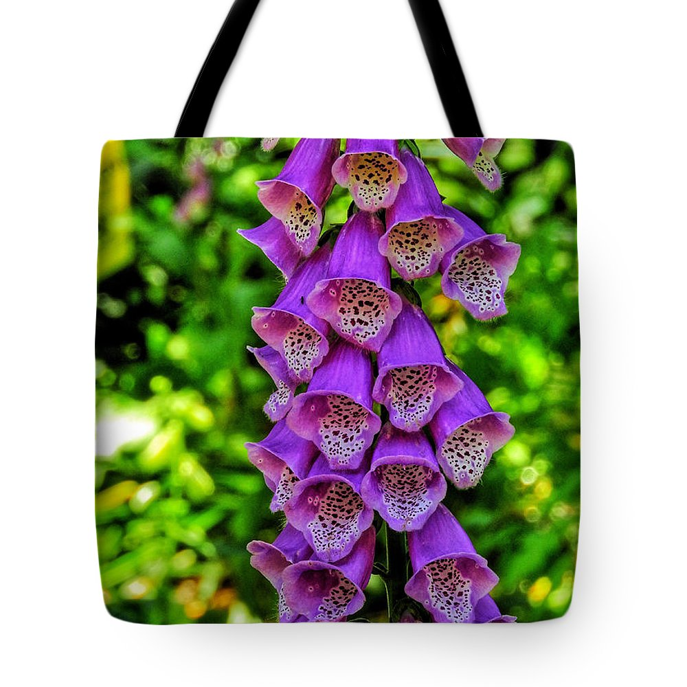 Baltimore Tote Bag featuring the photograph Vibrant Tones I by Kathi Isserman