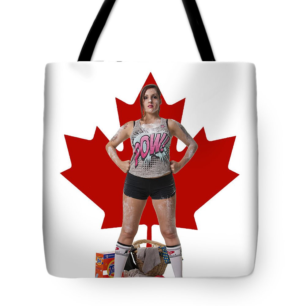 Female Tote Bag featuring the photograph Victory by Doug Matthews