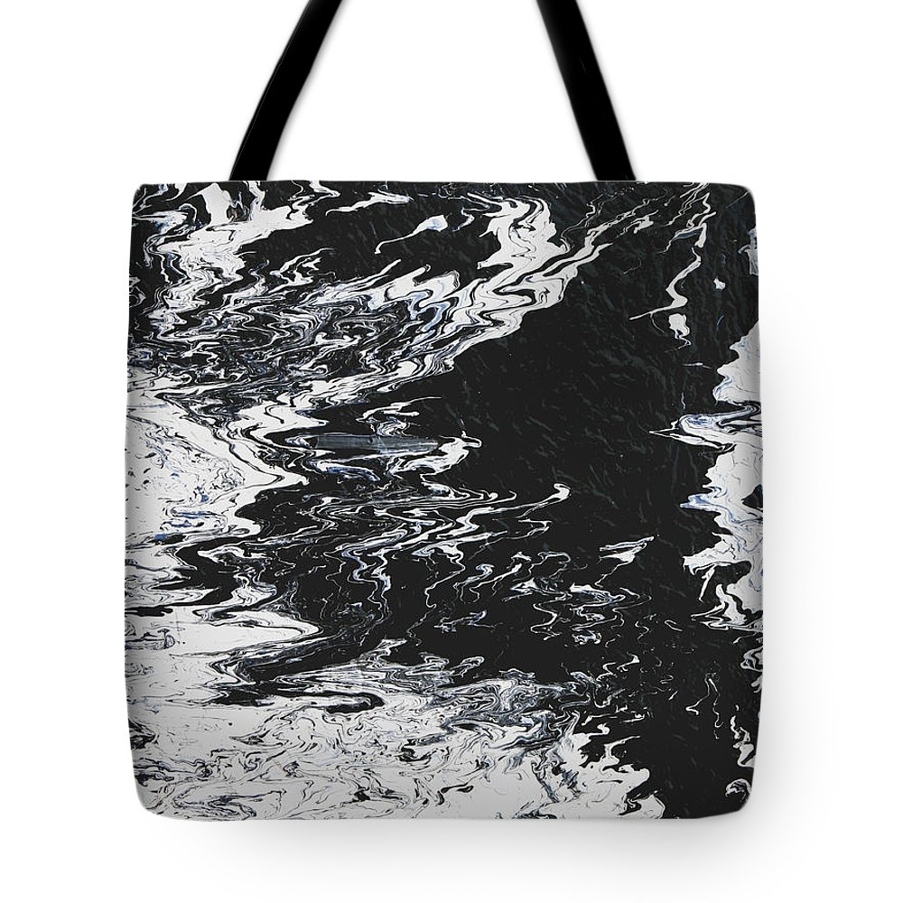 Fusionart Tote Bag featuring the painting Victory by Ralph White