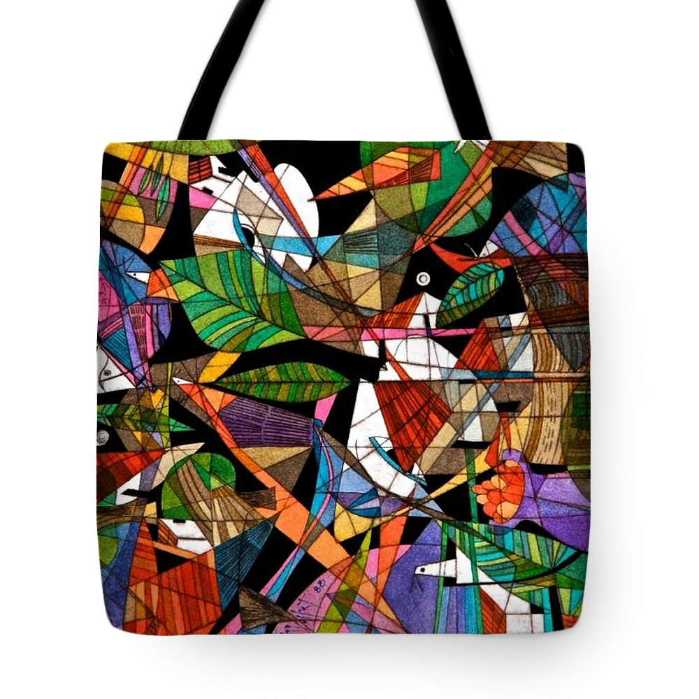 VIDA Tote Bag - the window by VIDA