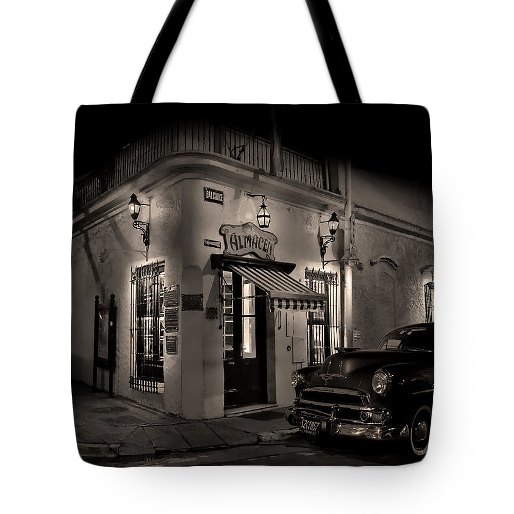 Milonga Tote Bags