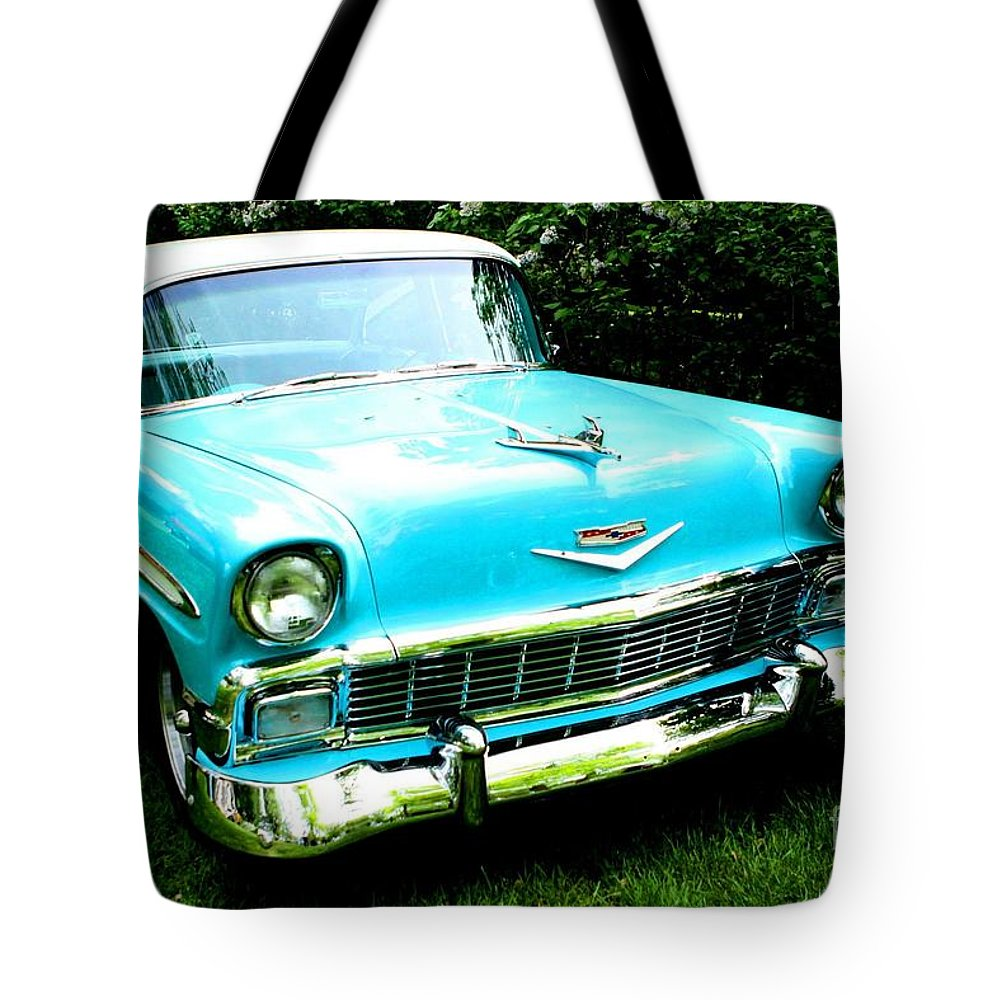 Vintage Classic Car Auto Automobile Collect Collection Photograph Life Tote Bag featuring the photograph Vintage 2 by Stevie Ellis