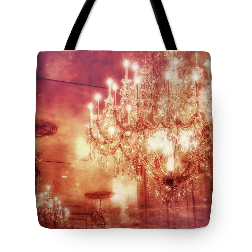 Vegas Tote Bag featuring the photograph Vintage Light by JAMART Photography