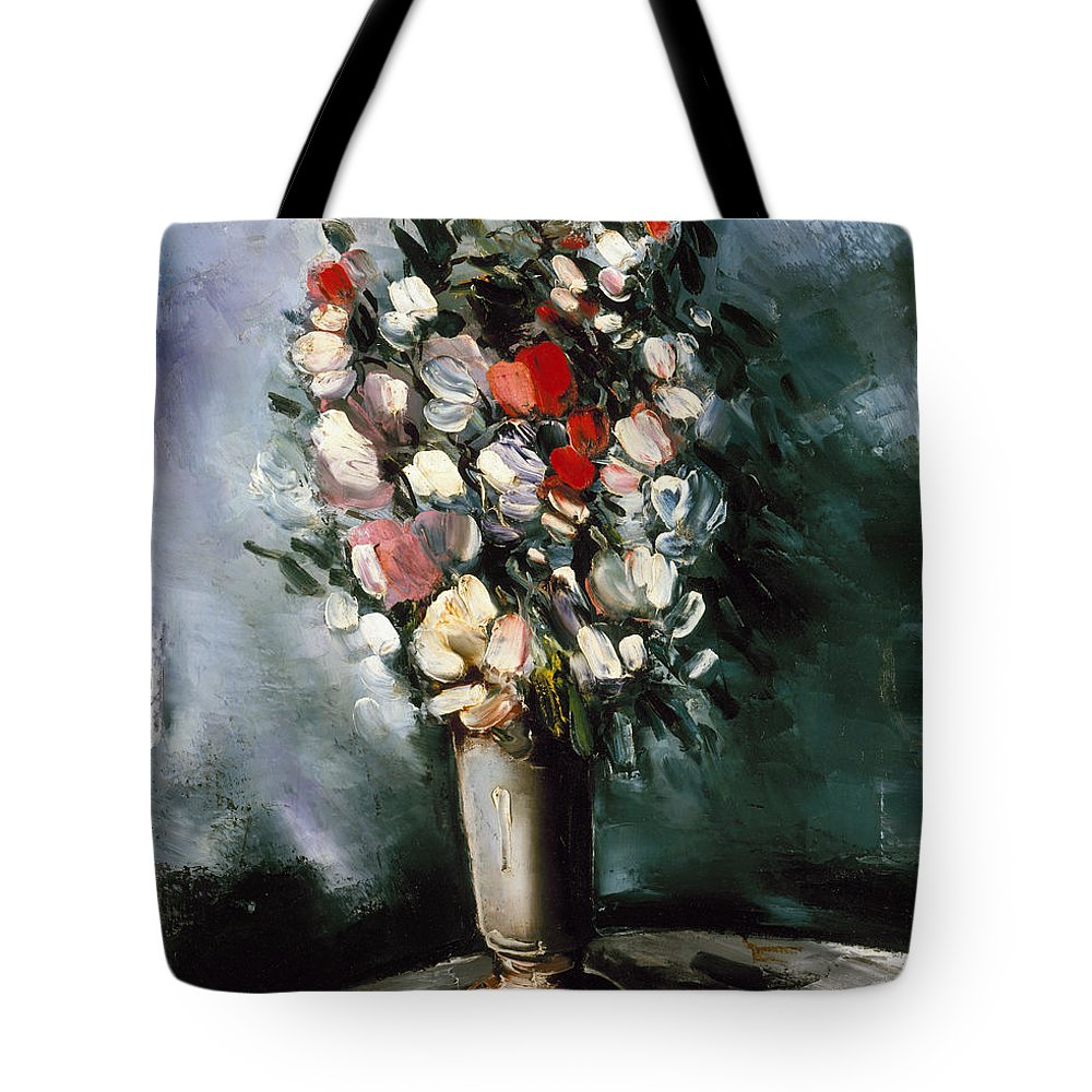 20th Century Tote Bag featuring the photograph Vlaminck: Summer Bouquet by Granger