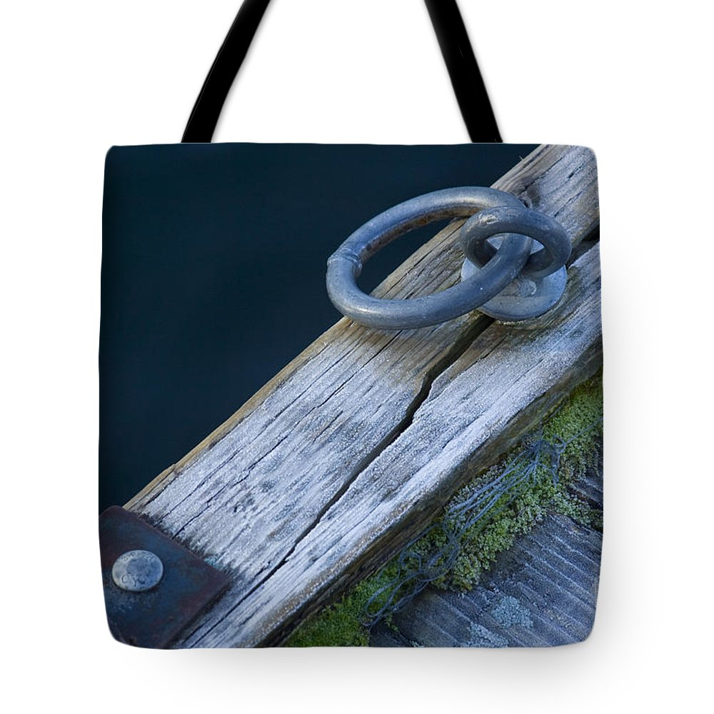 Dock Tote Bag featuring the photograph Waiting For Summer by Idaho Scenic Images Linda Lantzy