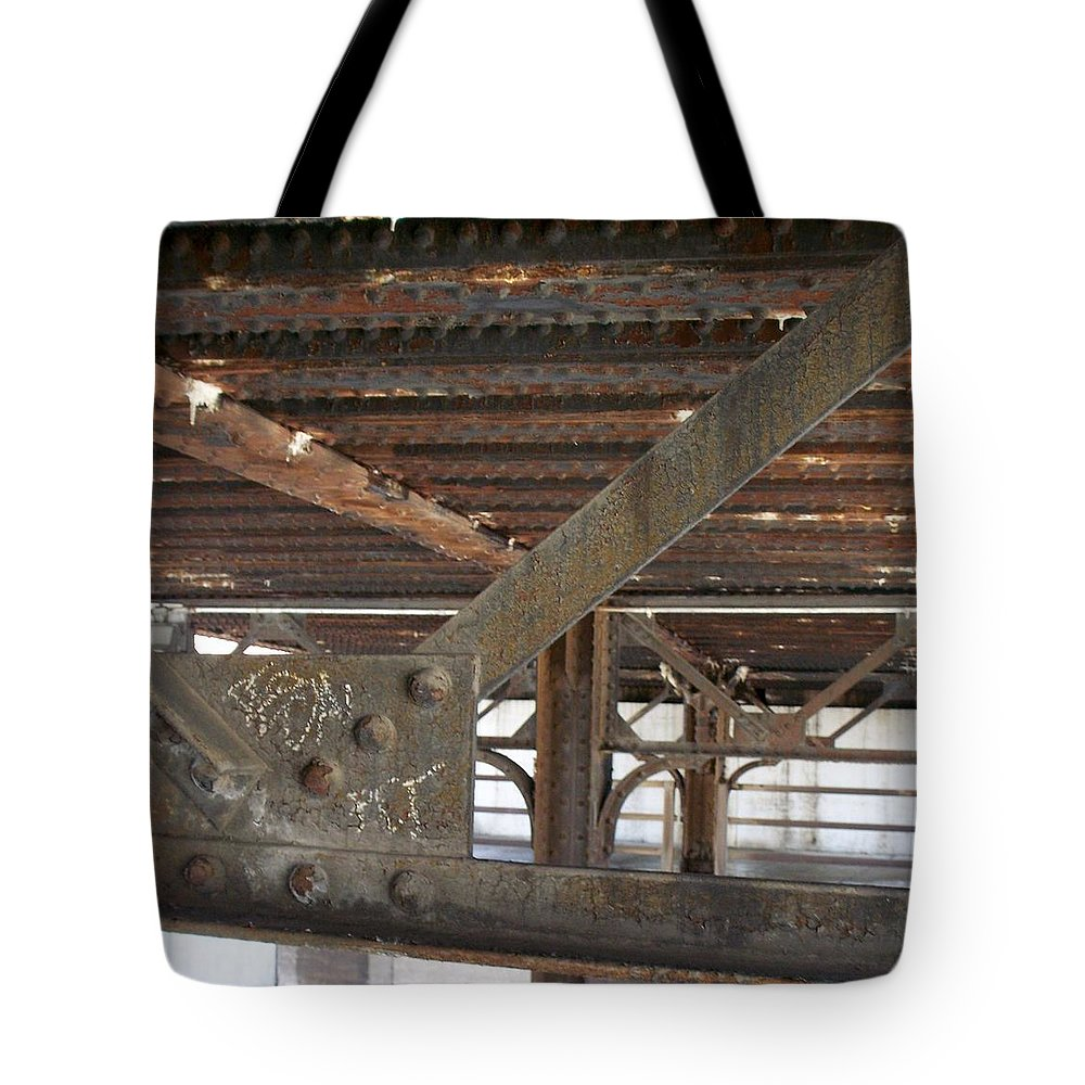 Walker's Point Tote Bag featuring the photograph Walker's Point 6 by Anita Burgermeister