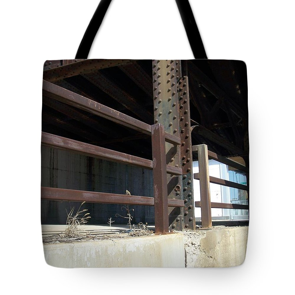 Walker's Point Tote Bag featuring the photograph Walker's Point 8 by Anita Burgermeister