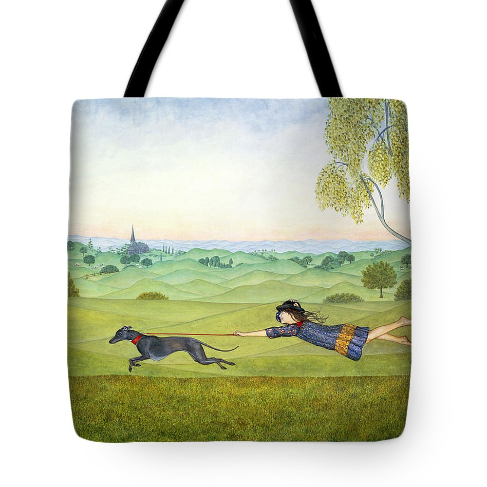 Leash Tote Bags