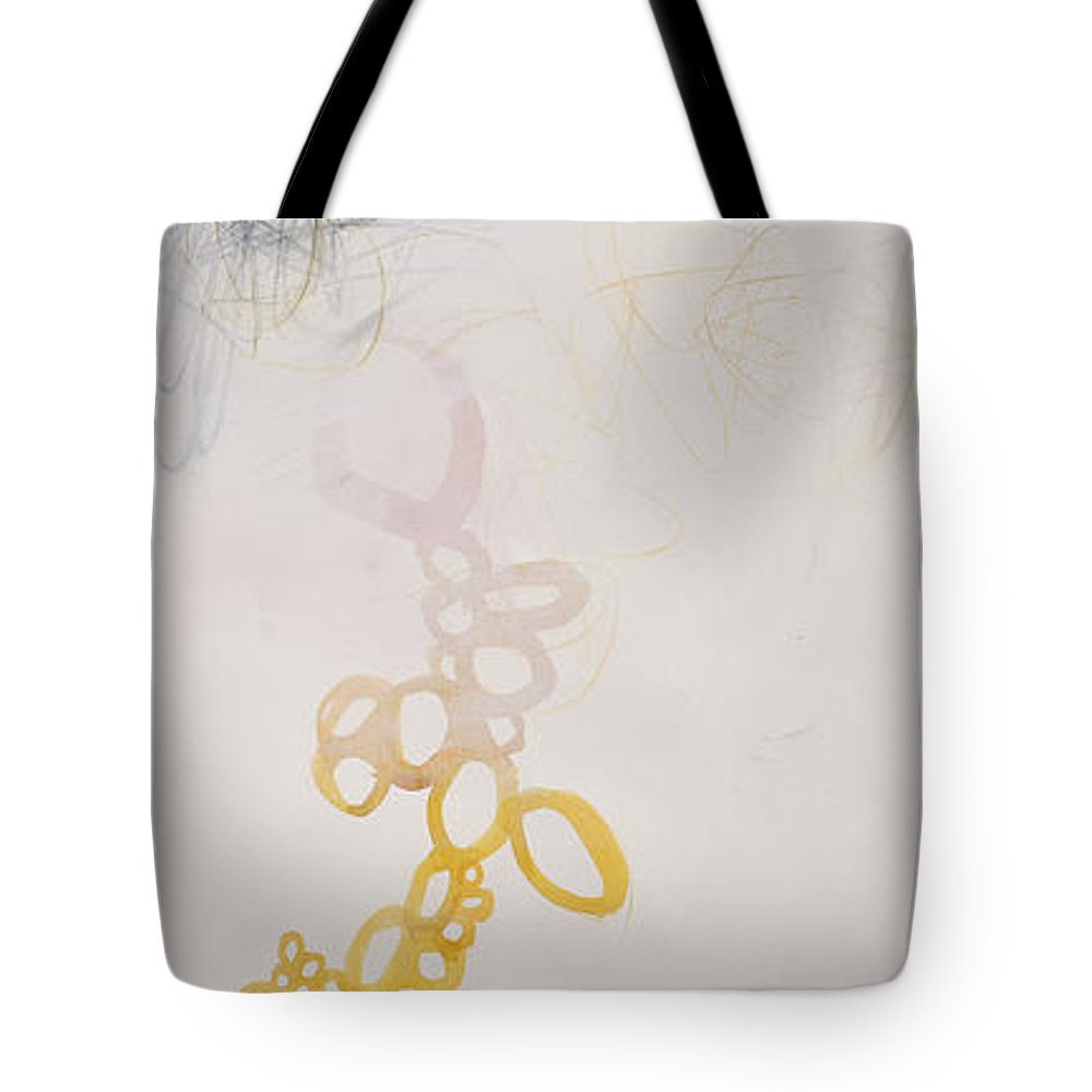 Painting Tote Bag featuring the painting Washed Up # 4 by Jane Davies