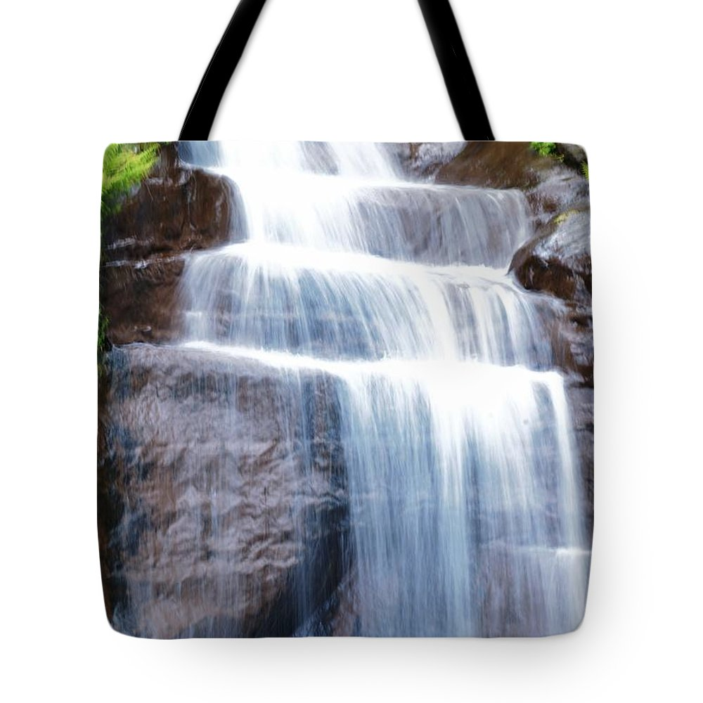 Landscape Tote Bag featuring the photograph Water by Beau Hayes