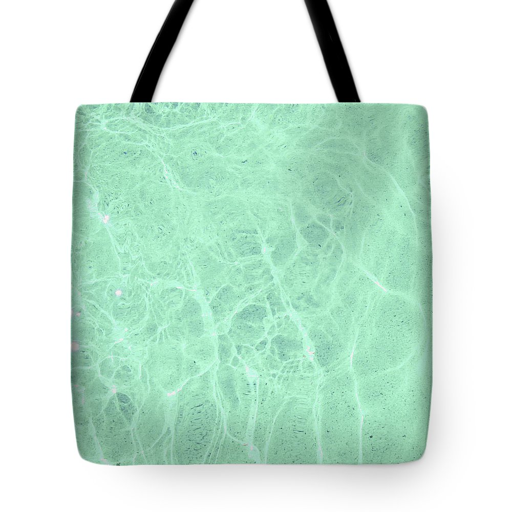 Water Tote Bag featuring the photograph Water by Cassia Beck