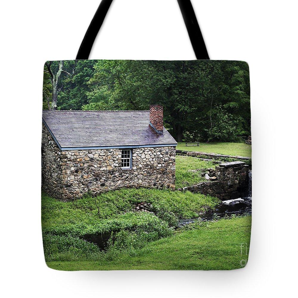 John Byram Tote Bags