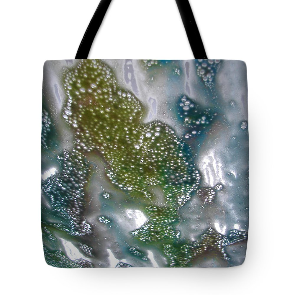 Tote Bag featuring the photograph Wax On by Luciana Seymour