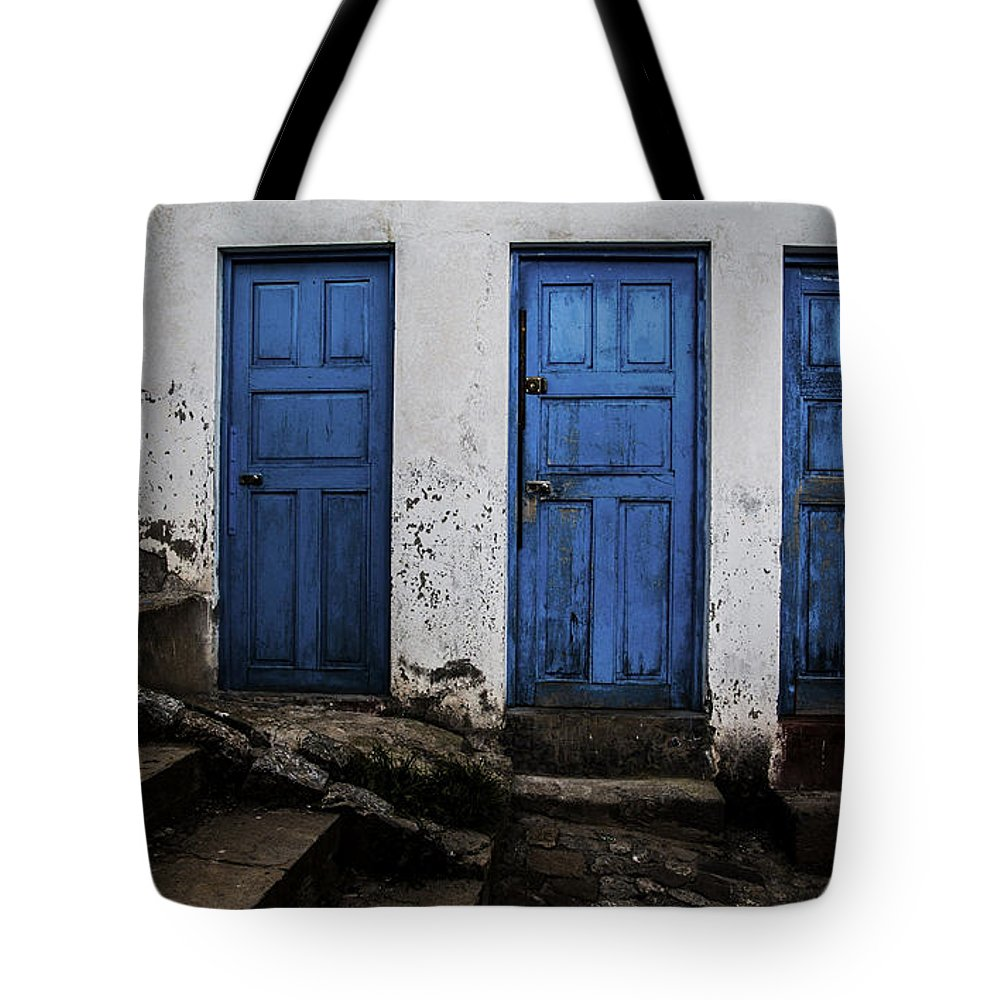 Ways Tote Bag featuring the photograph Ways by Gaston B Duarte