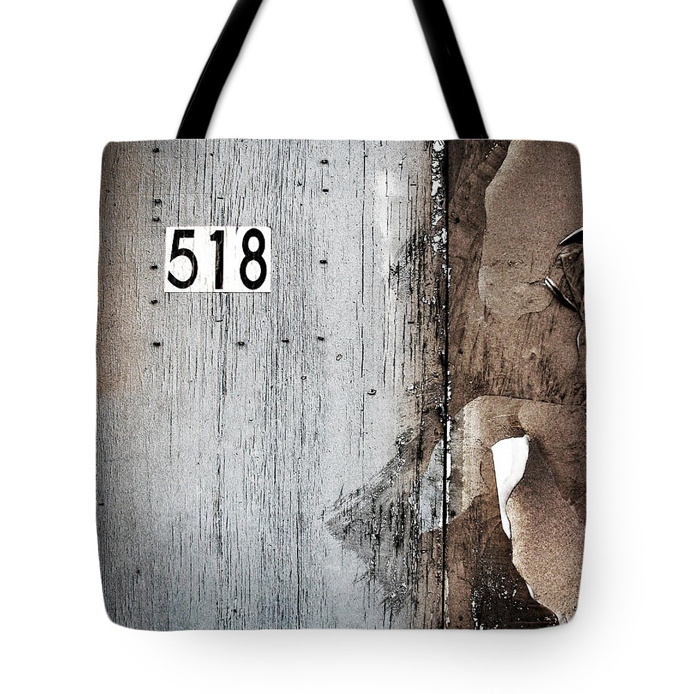 1 Tote Bag featuring the photograph We Are Each Others Keeper by Dana DiPasquale