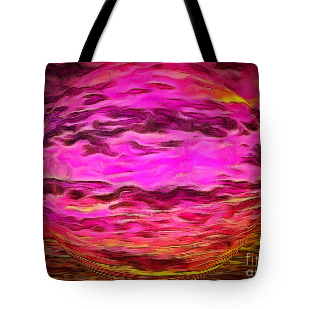 Universe Tote Bag featuring the photograph Welcome To My Universe by Krissy Katsimbras