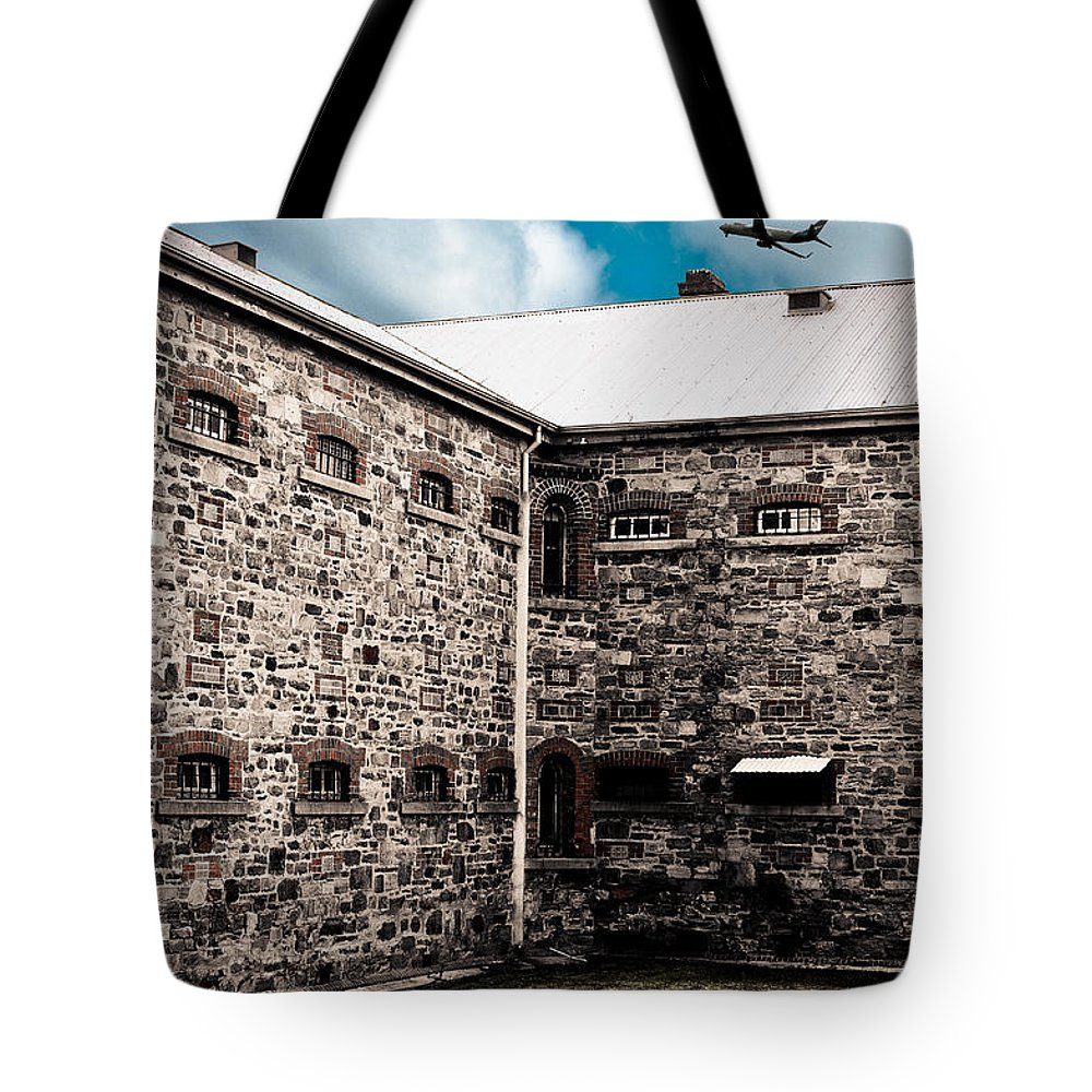 Freedom Tote Bag featuring the photograph What Freedom Means by Kelly Jade King