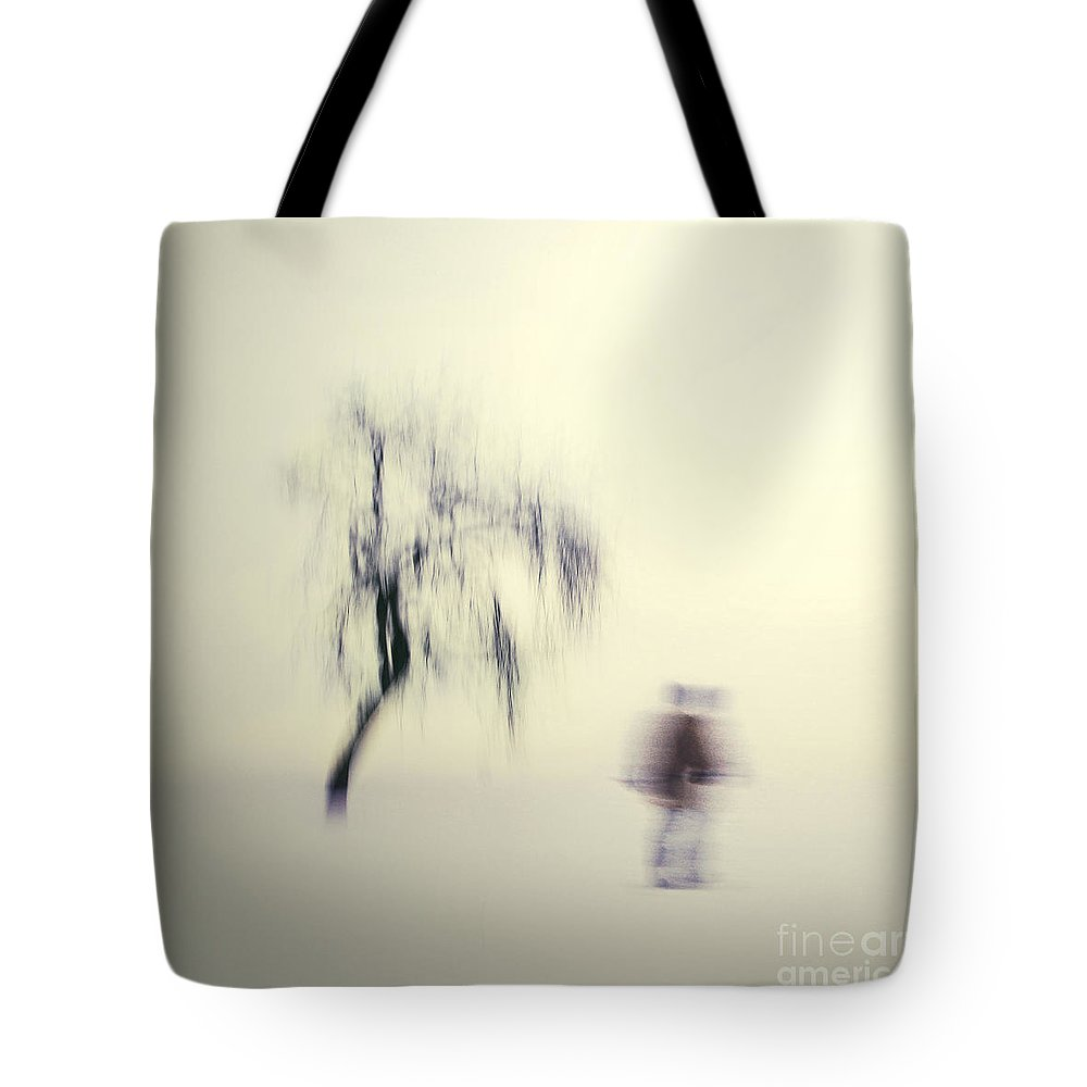 Blur Tote Bag featuring the photograph What Is The Way To The Light by Dana DiPasquale