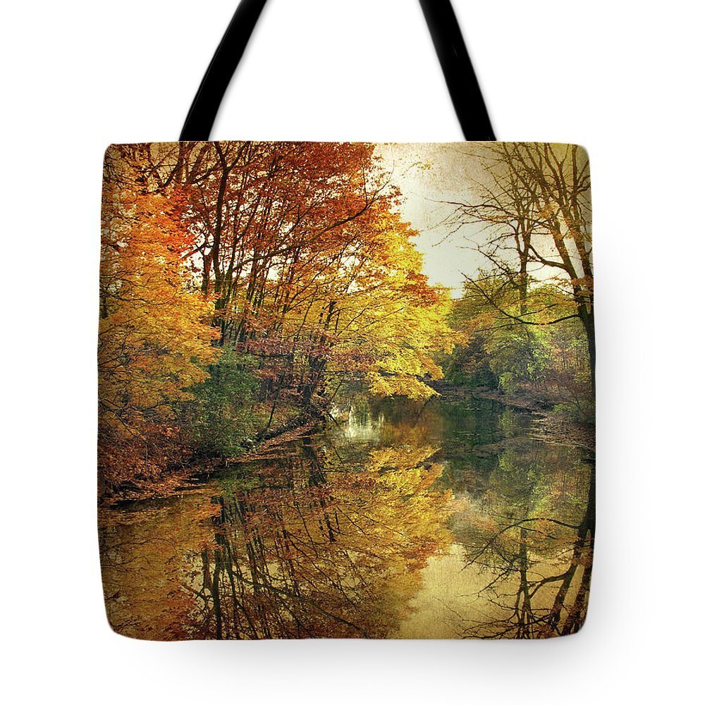 Nature Tote Bag featuring the photograph What Remains by Jessica Jenney