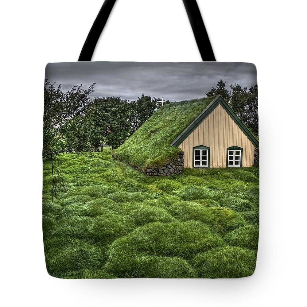 Cemetery Tote Bags