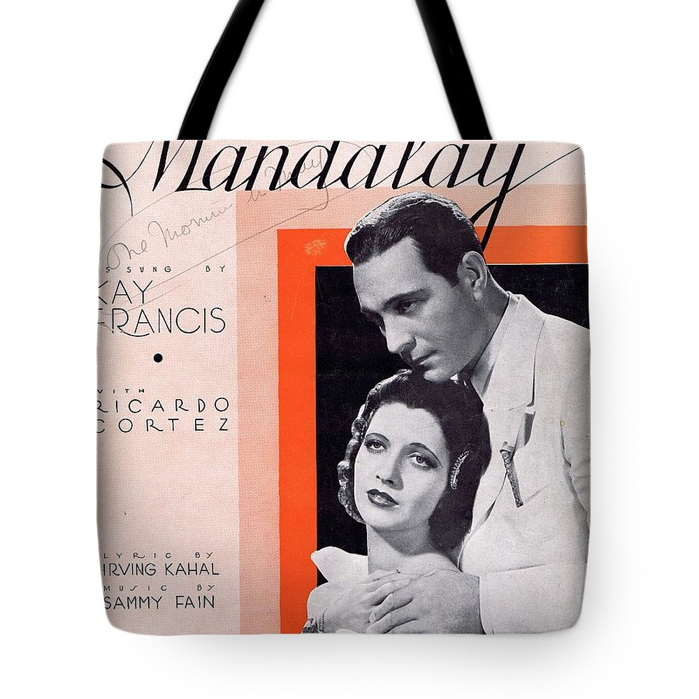 Classic Tote Bag featuring the photograph When Tomorrow Comes by Mel Thompson