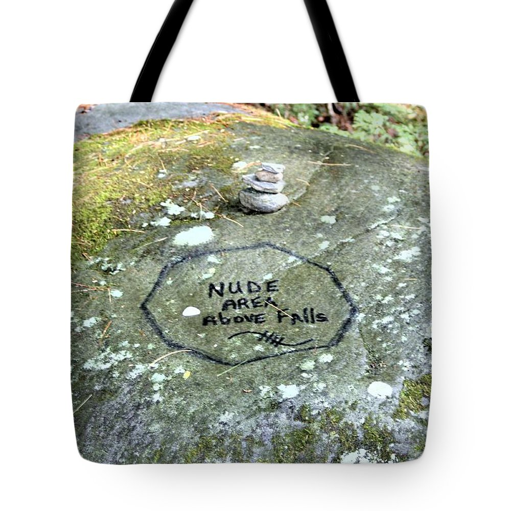 Who Knew Tote Bag featuring the photograph Who Knew by Patti Whitten