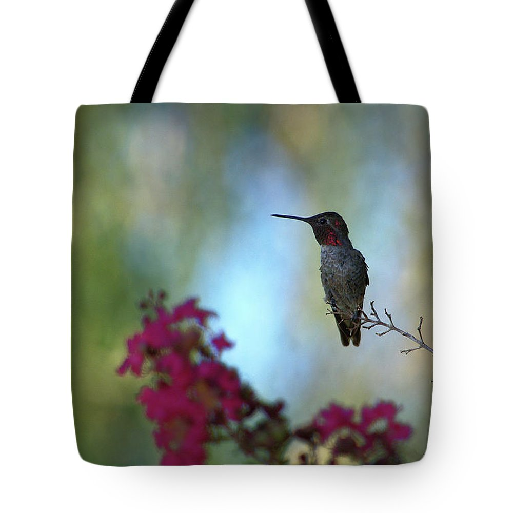 Photography Tote Bag featuring the photograph Who's There by Raven Steel Design