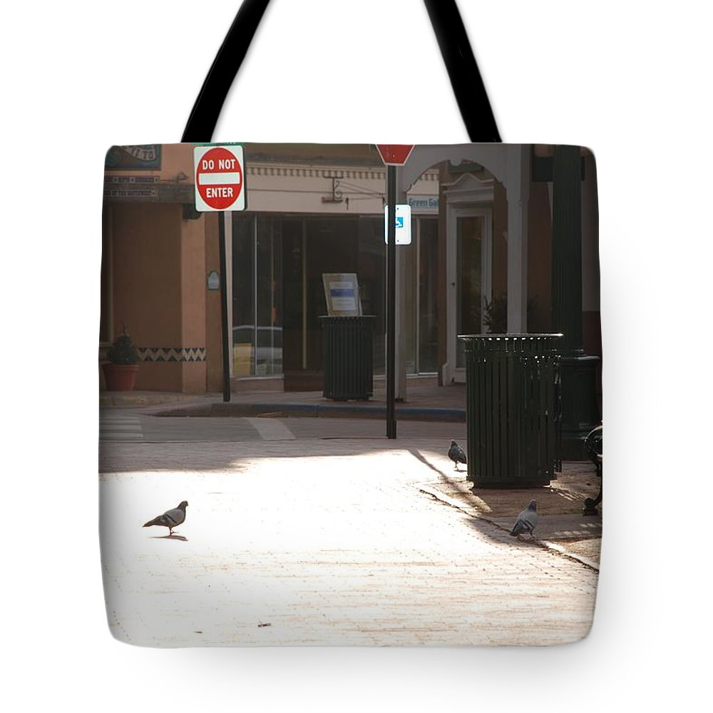 Dog Tote Bag featuring the photograph Why Question Mark by Rob Hans