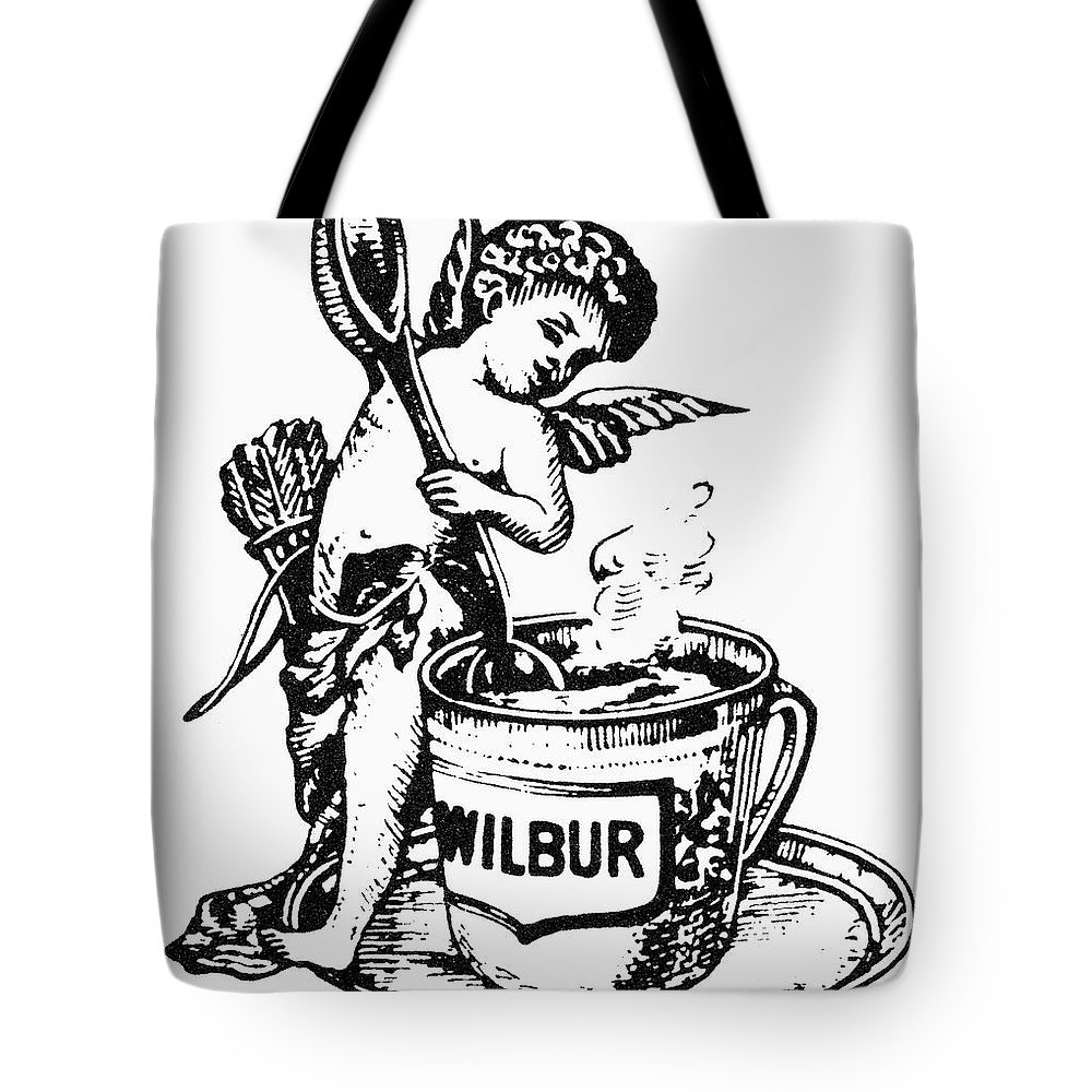 1887 Tote Bag featuring the photograph Wilbur-suchard Company by Granger