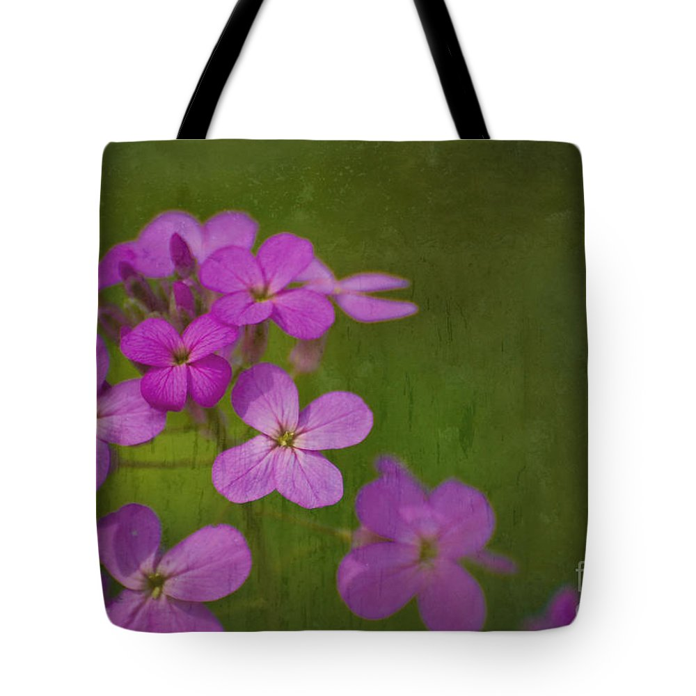 Flowers Tote Bag featuring the photograph Wild And Wonderful by Tony Bazidlo