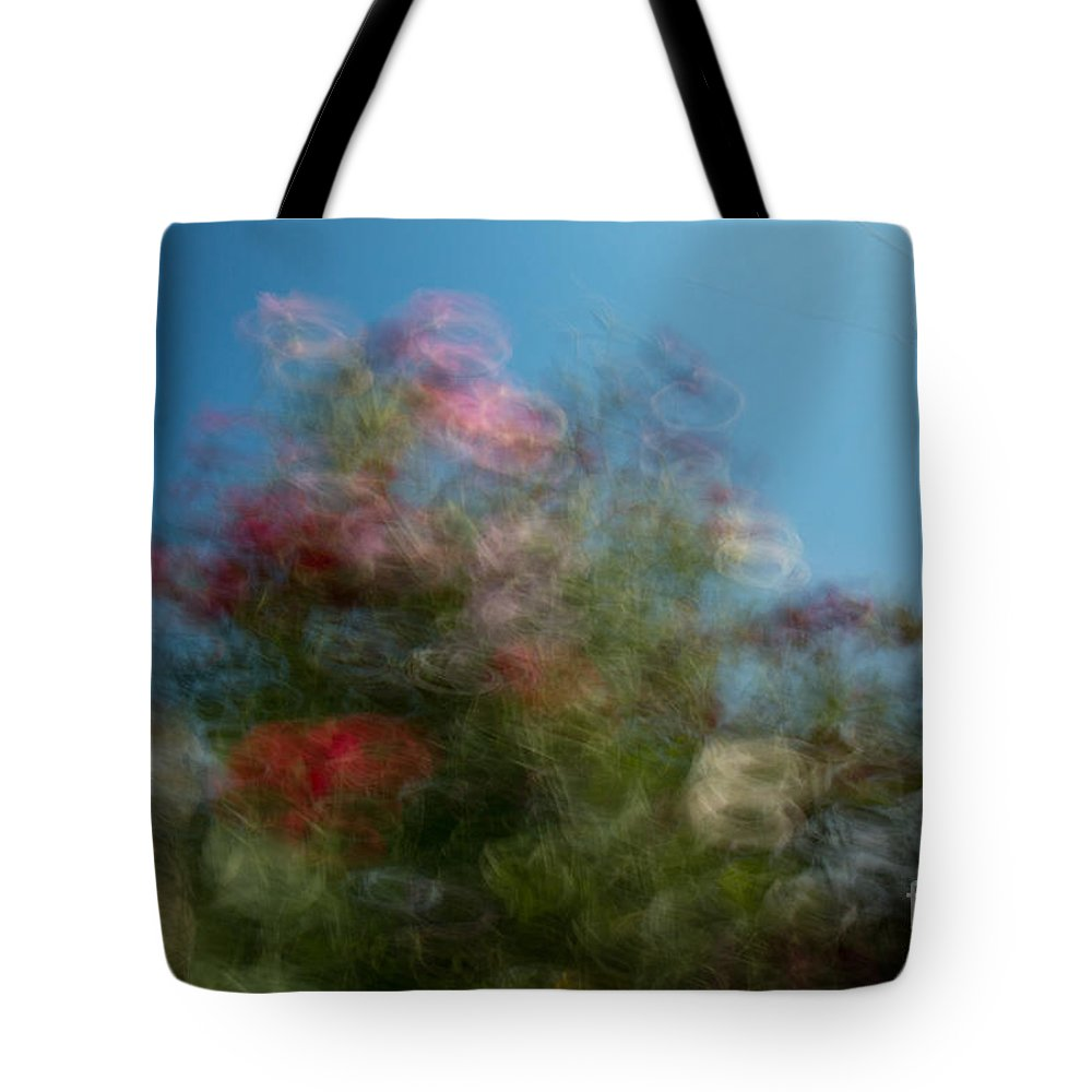 Spring Tote Bag featuring the photograph Wild Flowers 1 by Aquadro Photography
