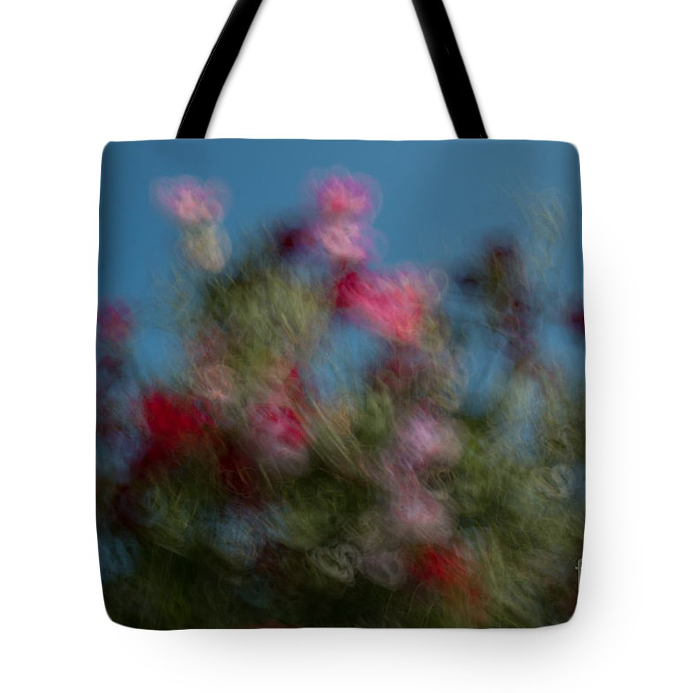 Flowers Tote Bag featuring the photograph Wild Flowers 2 by Aquadro Photography