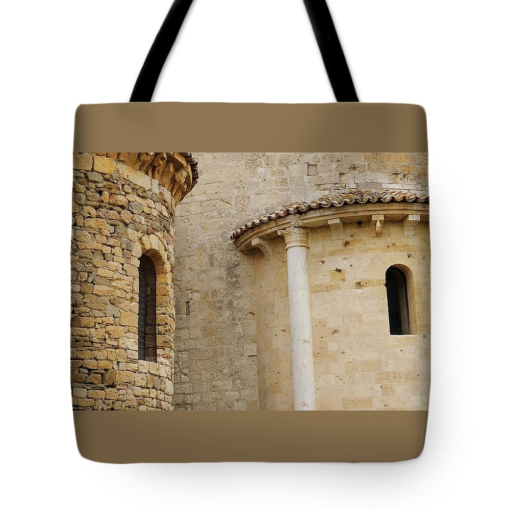 Italy Tote Bag featuring the photograph Window Due - Italy by Jim Benest