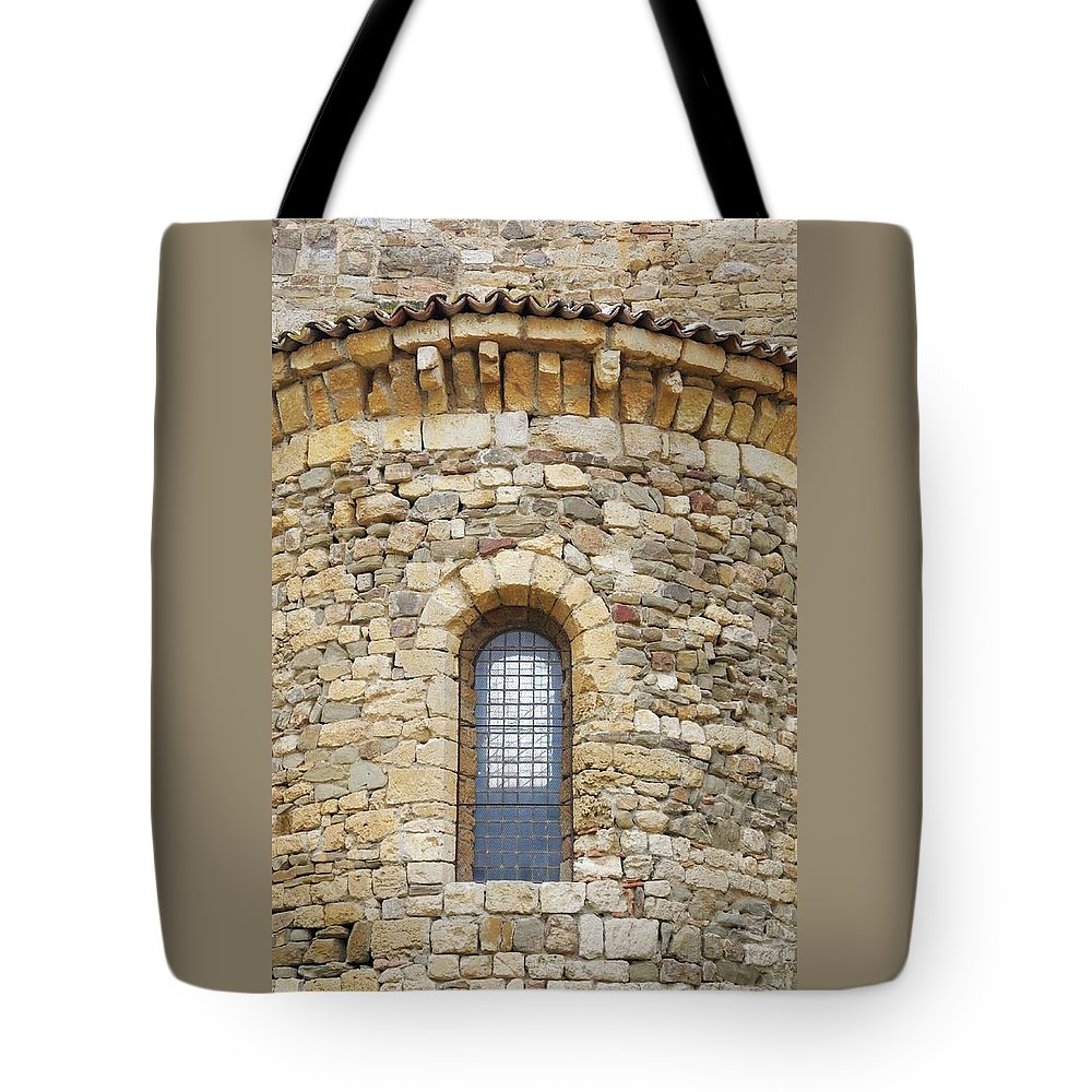 Europe Tote Bag featuring the photograph Window Uno - Italy by Jim Benest