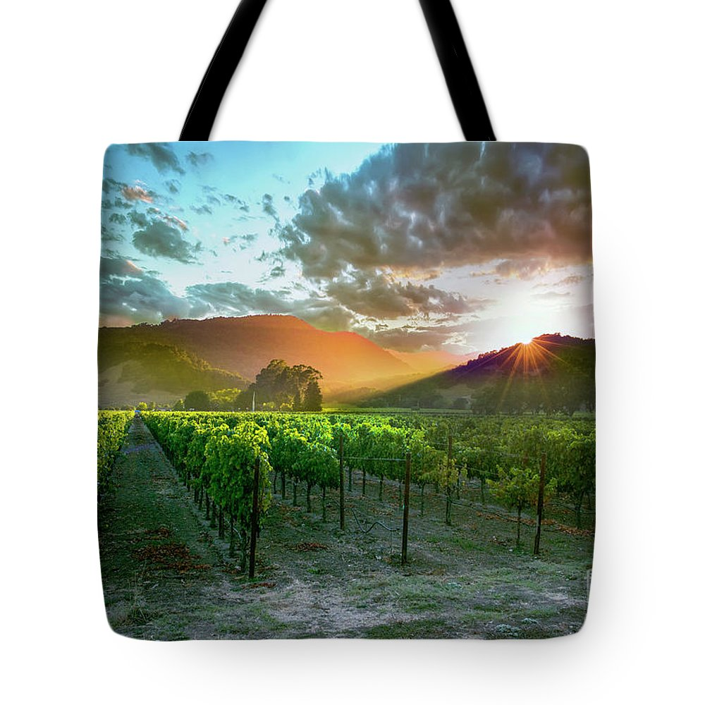 Sonoma Photographs Tote Bags