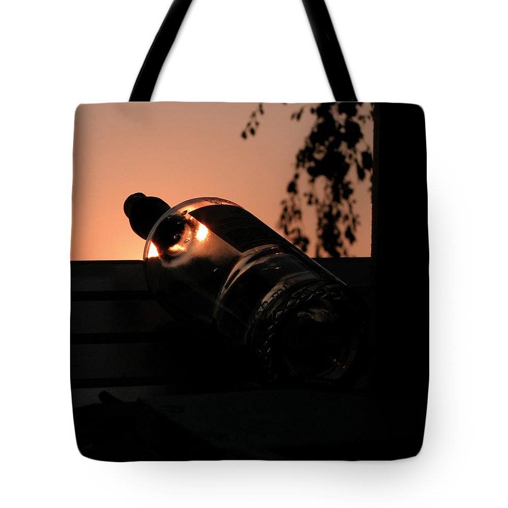 Wine Tote Bag featuring the photograph Wine On Down by Mike Mooney
