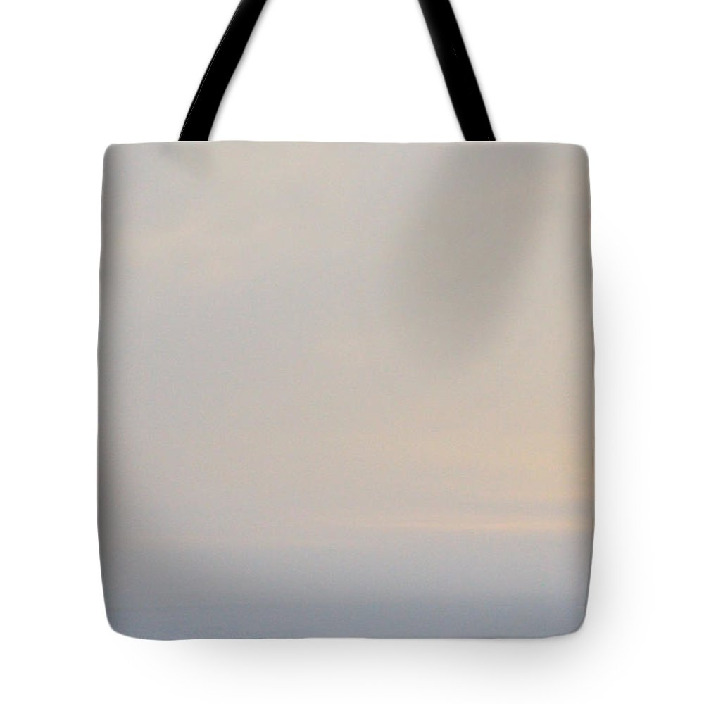 Fog Tote Bag featuring the photograph Winter by David Arment