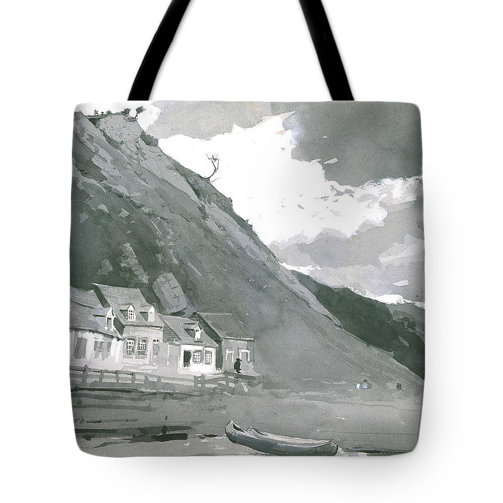 Canadian Artist Painter Tote Bags