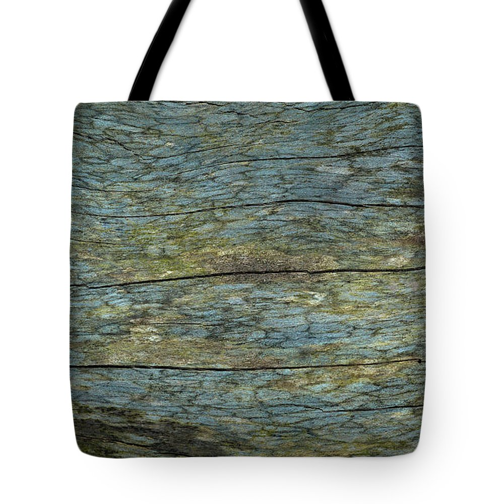 Grain Tote Bag featuring the photograph Wood Painting #2 by S R Shilling