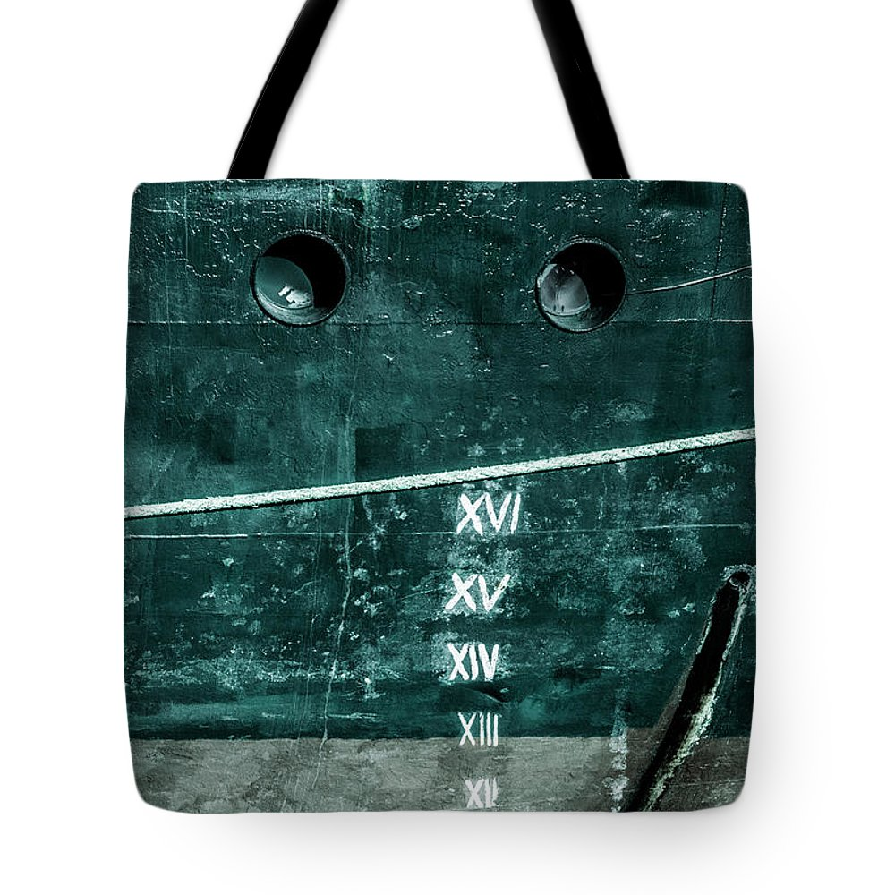Photography Tote Bag featuring the photograph Works Of The Journey II06 by Andreas Theologitis
